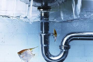 Прокладка и прочистка канализации